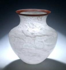 Ice Vase ©2015 Mike Phillips